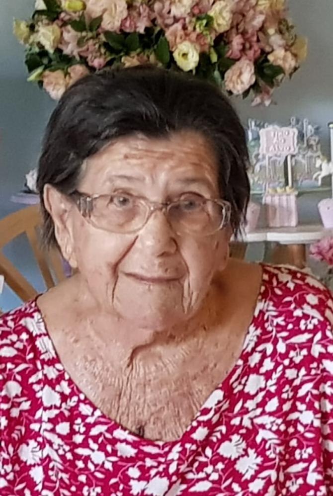 Luiza Zanon Calderaro (Dona Ziza)