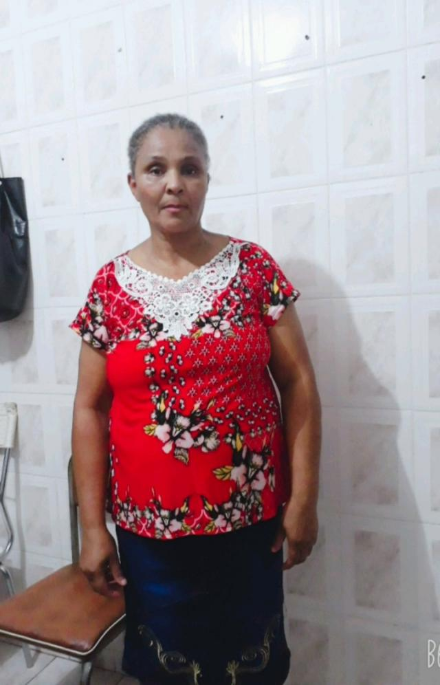 Maria Benedita de Souza Moreira