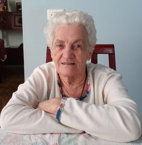 Eva Dosolina Zuttim  Franco