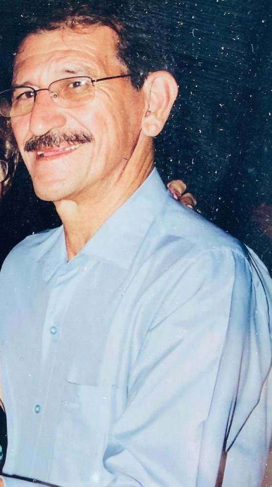 Idnaldo Cabrine (conhecido como Valdomiro da rádio)
