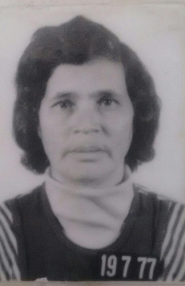 Antônia Pereira Ribeiro das Neves