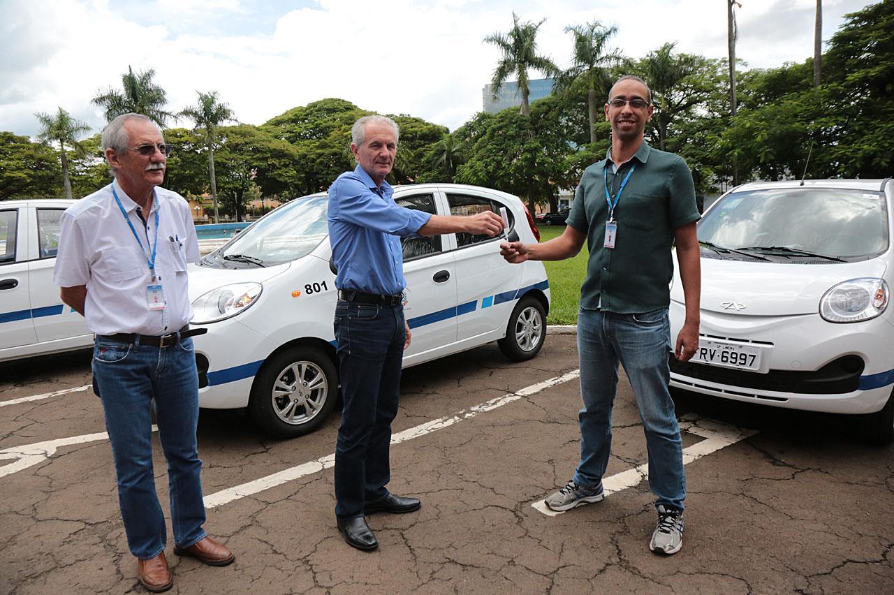 Secretaria de Saúde de Limeira ganha quatro veículos para controle da dengue