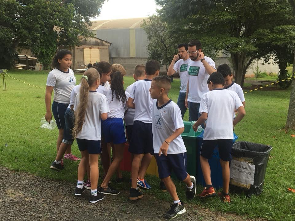 Cezan inicia atividades aos alunos dos 5° anos e da APAE de Cordeirópolis