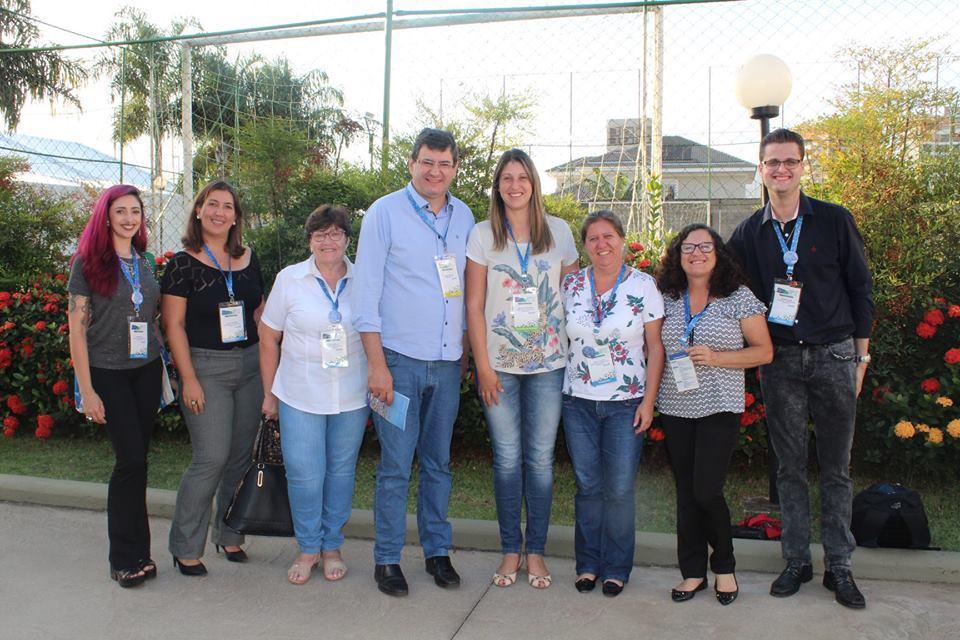 Profissionais da Saúde de Cordeirópolis participam de Congresso