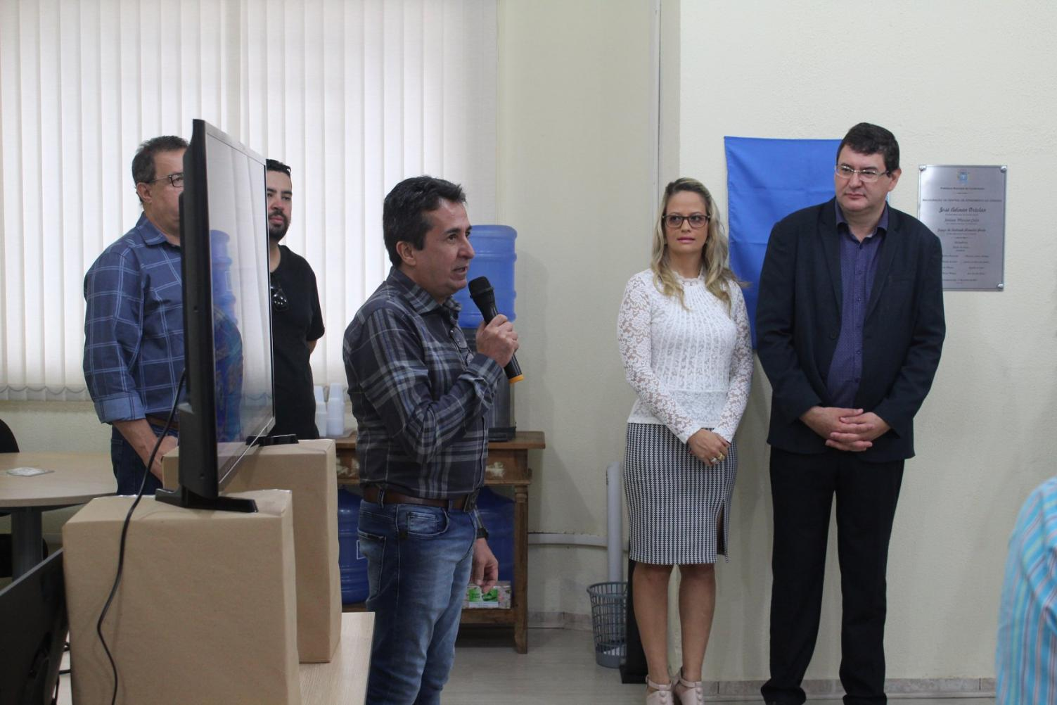 """Prefeitura de Cordeirópolis lança o aplicativo """"Cordeirópolis na palma da mão"""""""