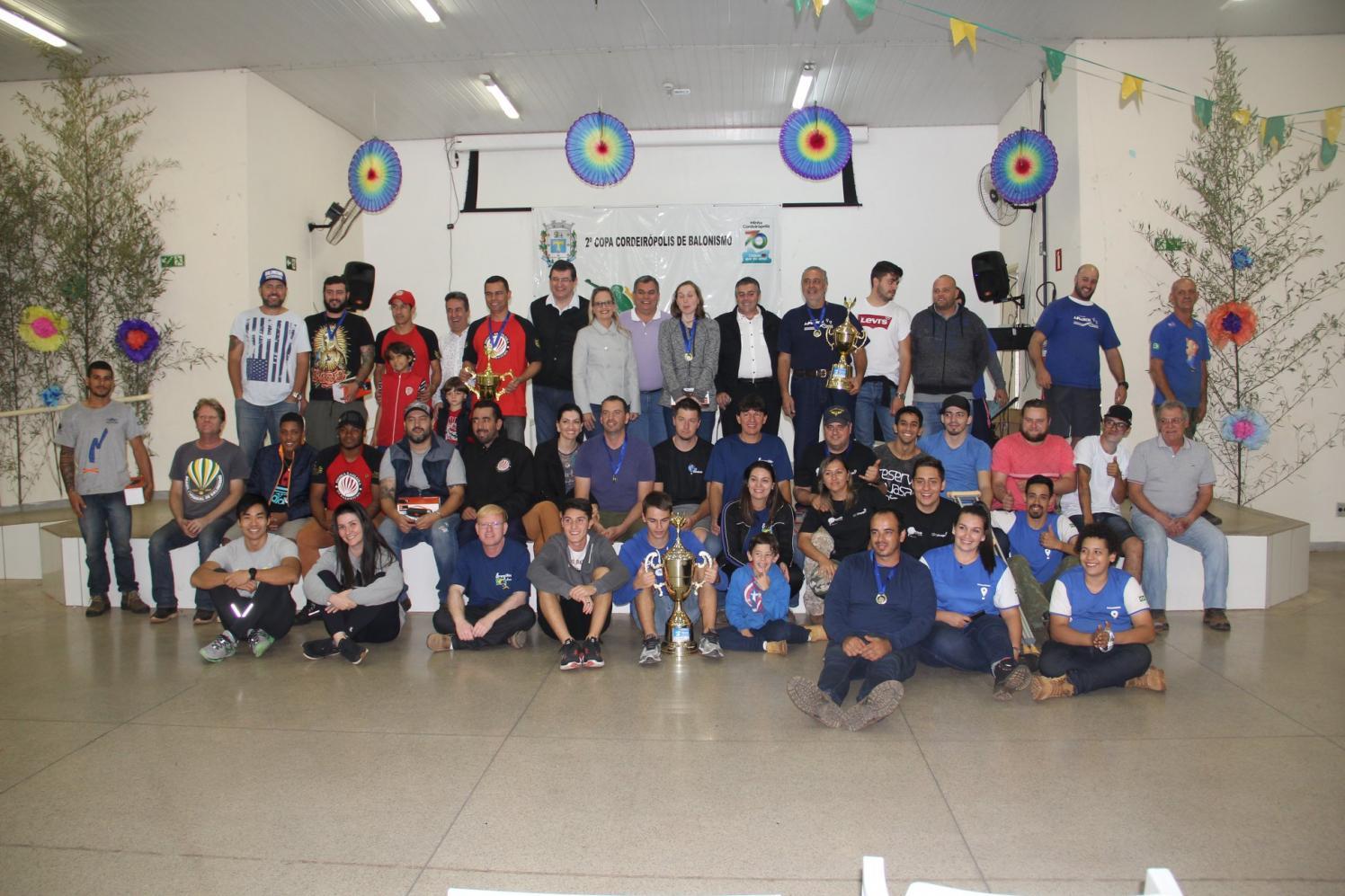2ª Copa Cordeirópolis de Balonismo atrai visitantes de toda a região