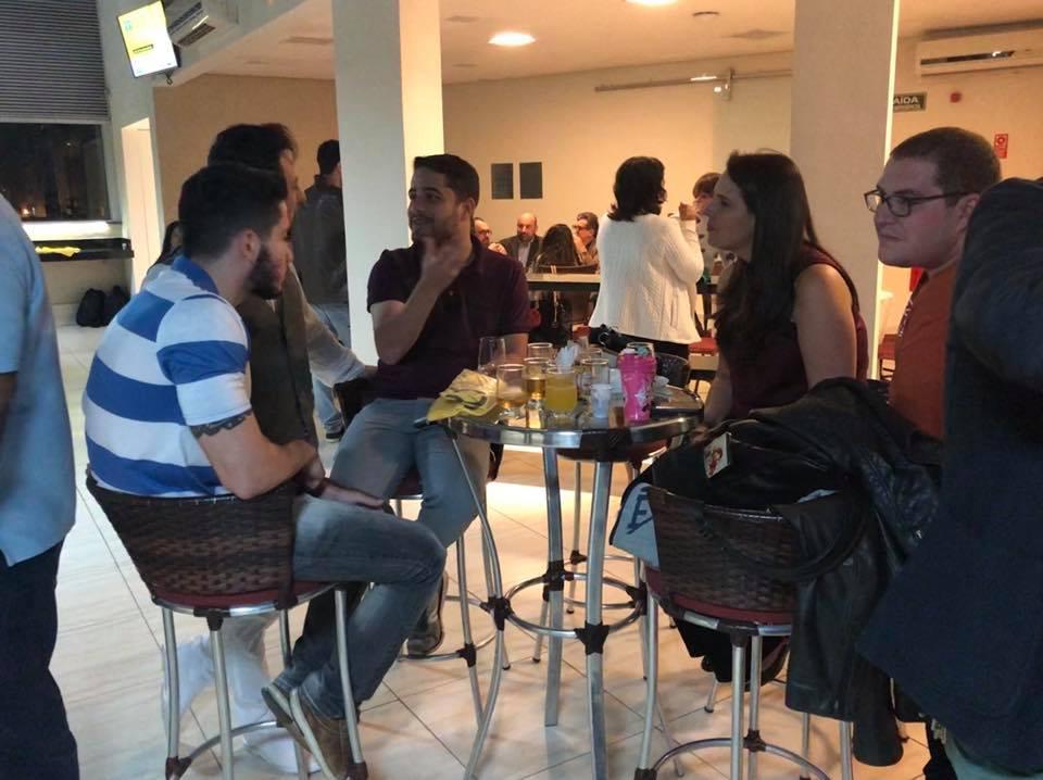 Dezenas de Jornalistas marcam presença em evento da SMCC