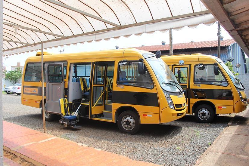Nova frota de veículos da prefeitura de Santa Gertrudes