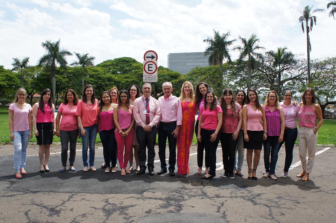Jurídico de Limeira mobiliza servidores em prol do Outubro Rosa