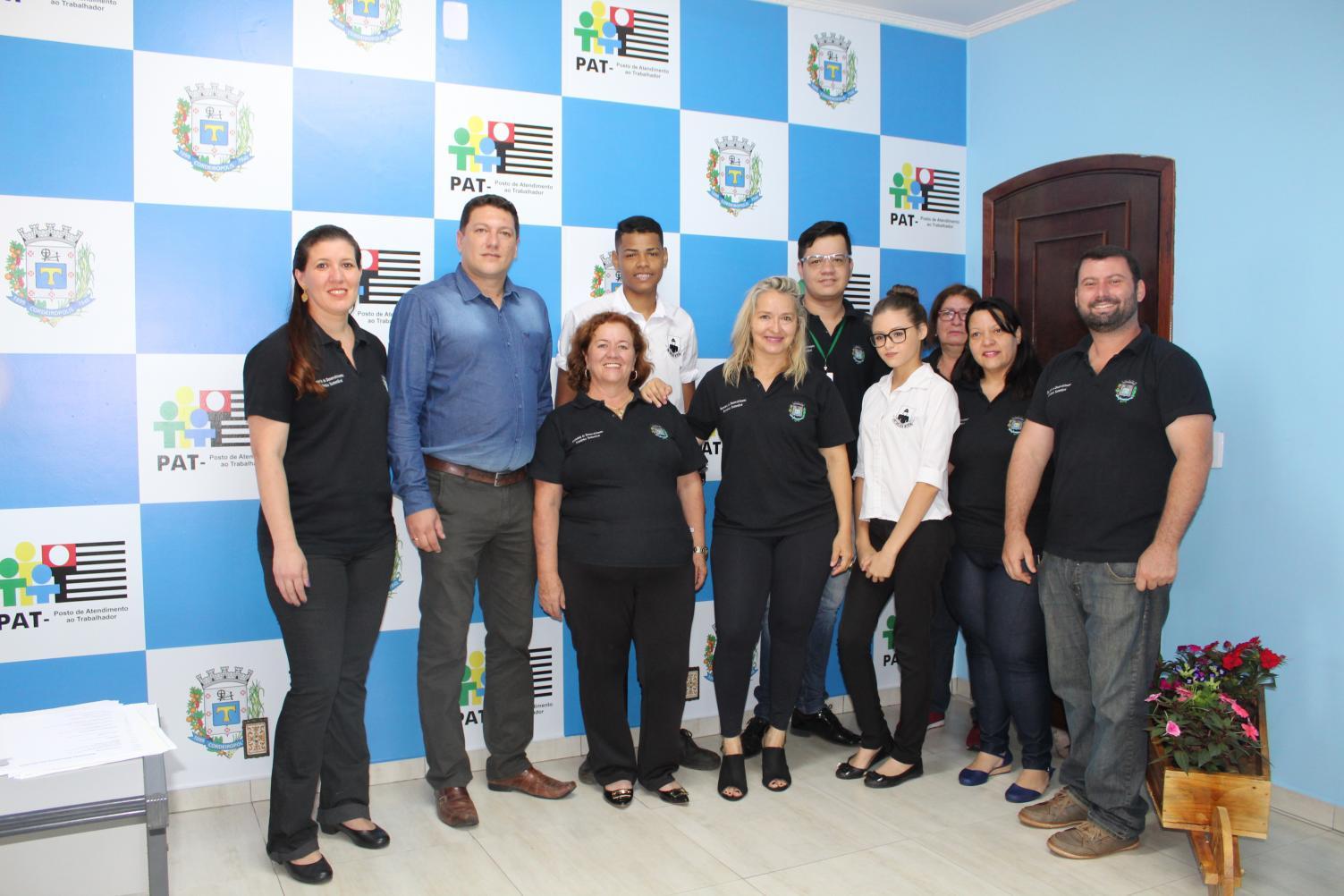 Prefeitura inaugura as salas do Posto da Coordenadoria Municipal da Agricultura e a sala do empreendedor