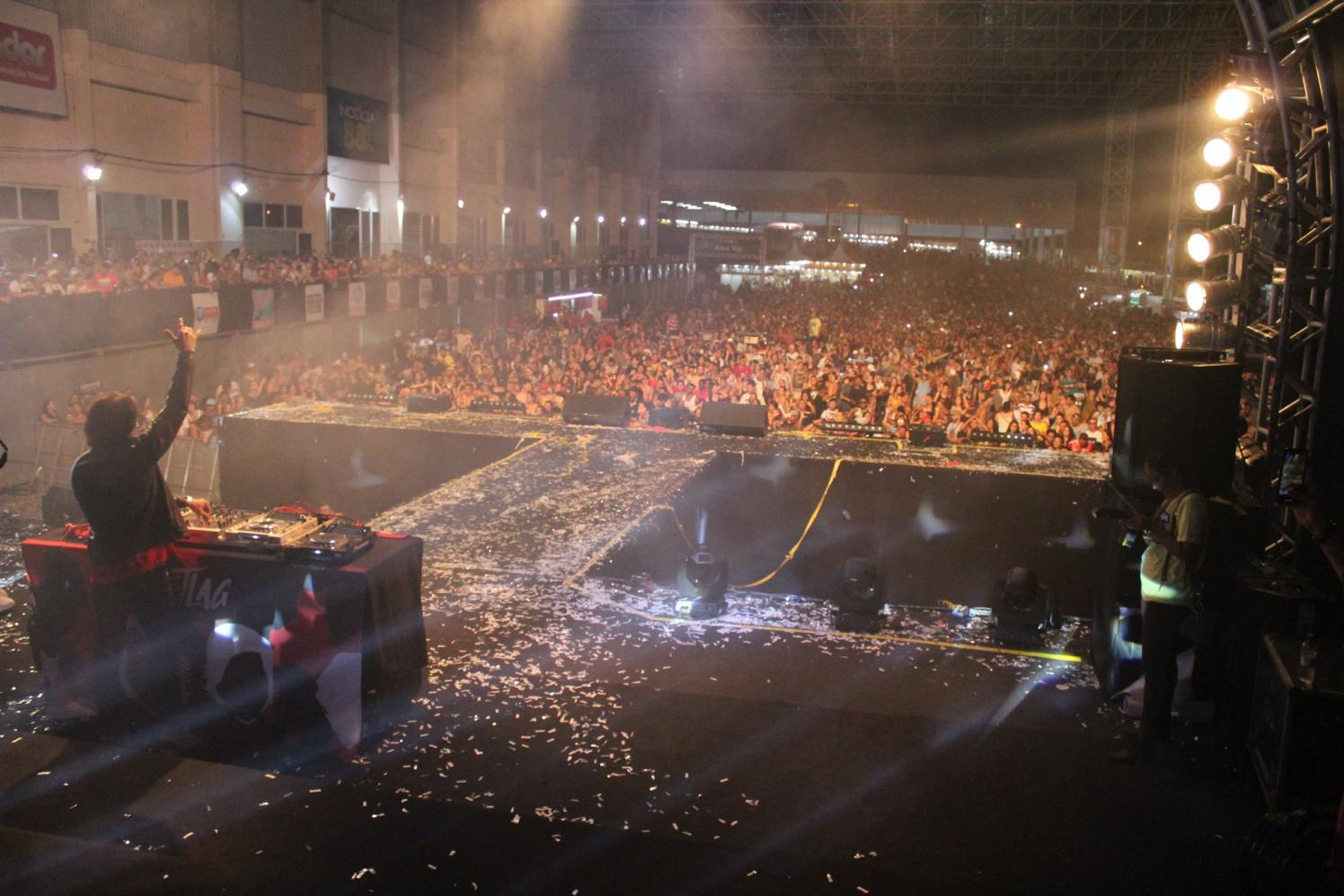 Mega Show da Notícia atraiu público de toda a Região Metropolitana de Campinas
