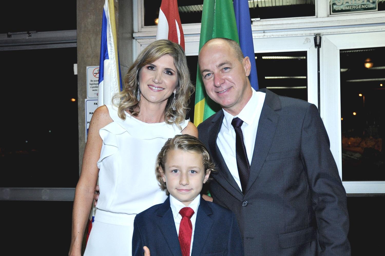 Presidente do Nosso Clube em Limeira toma posse para o 1º mandato