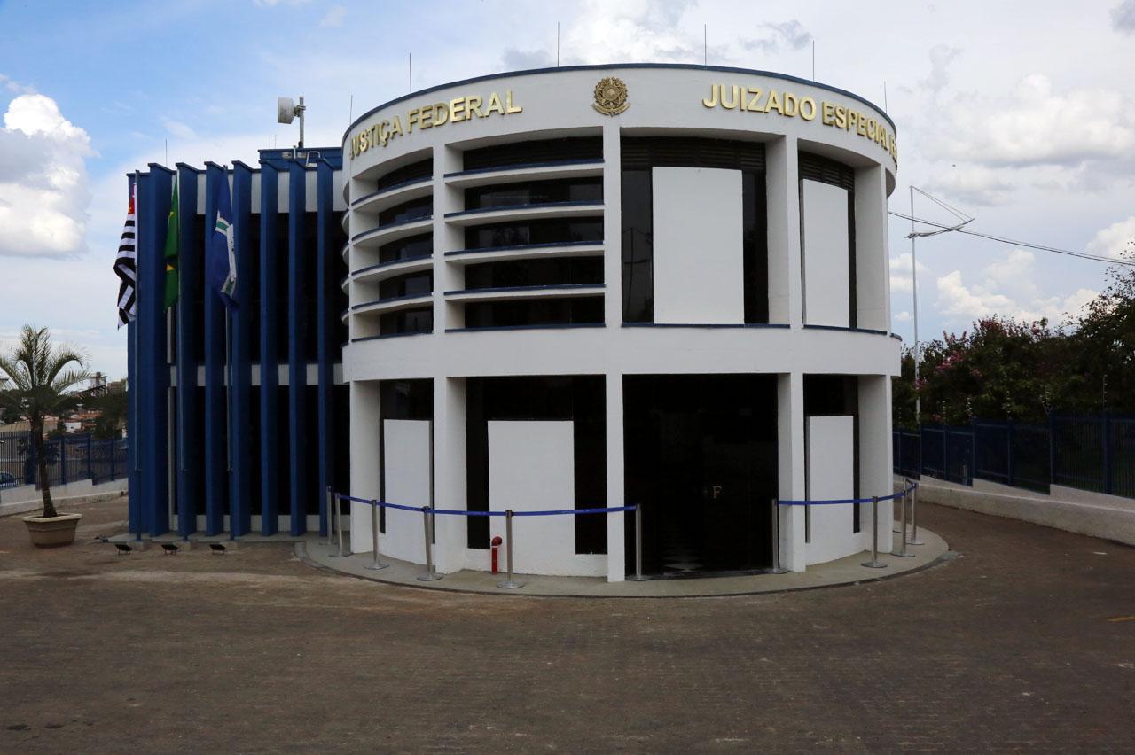 Justiça Federal inaugura nova sede com apoio da Prefeitura