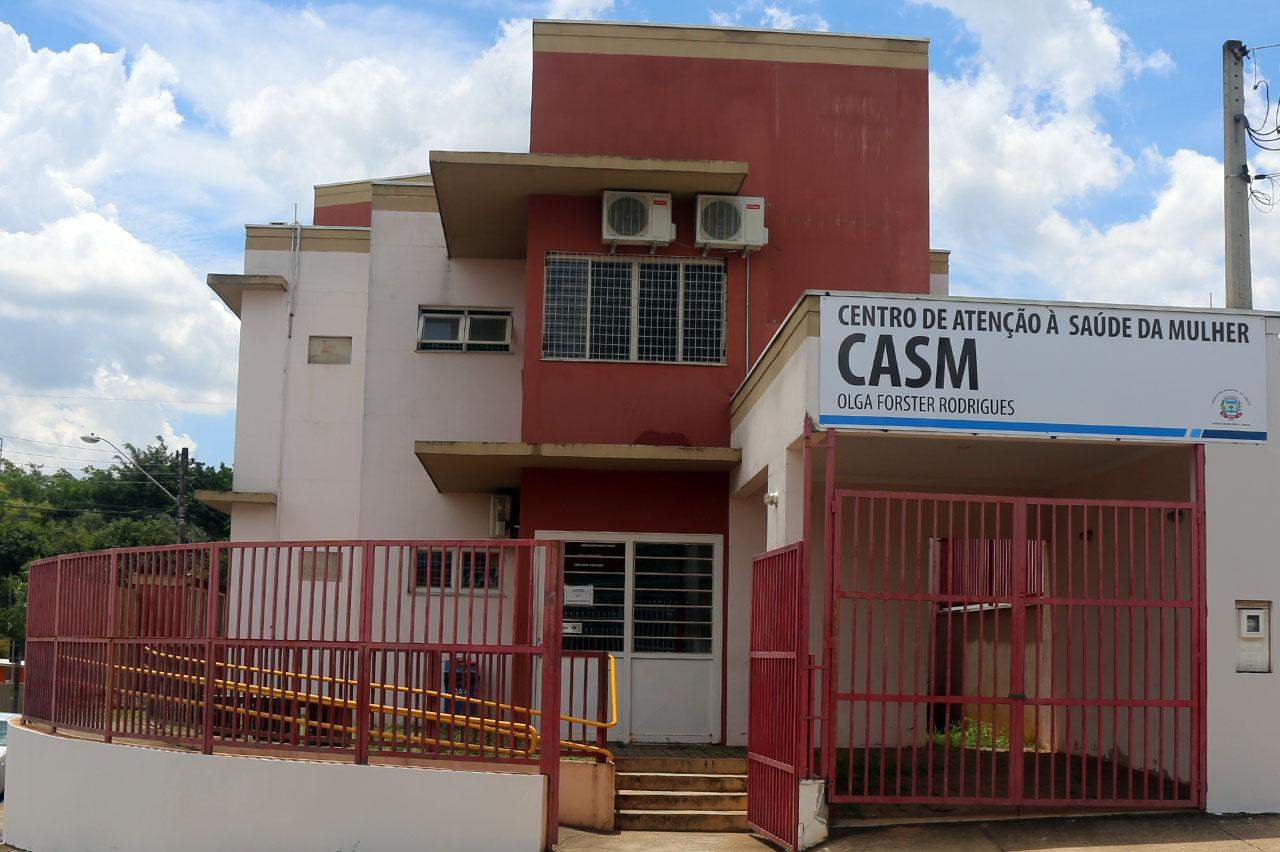 CASM recebe o nome de