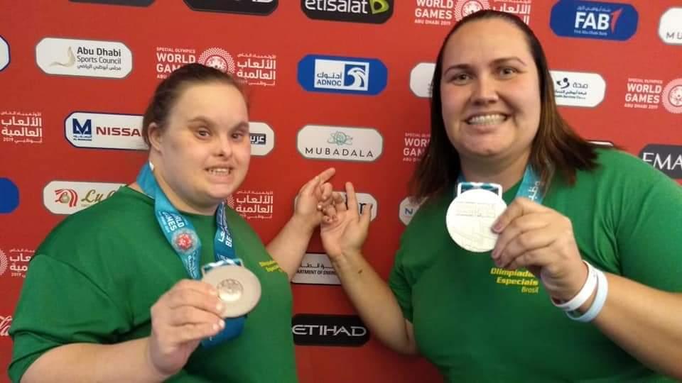 Atleta da ARIL conquista medalha em Abu Dhabi