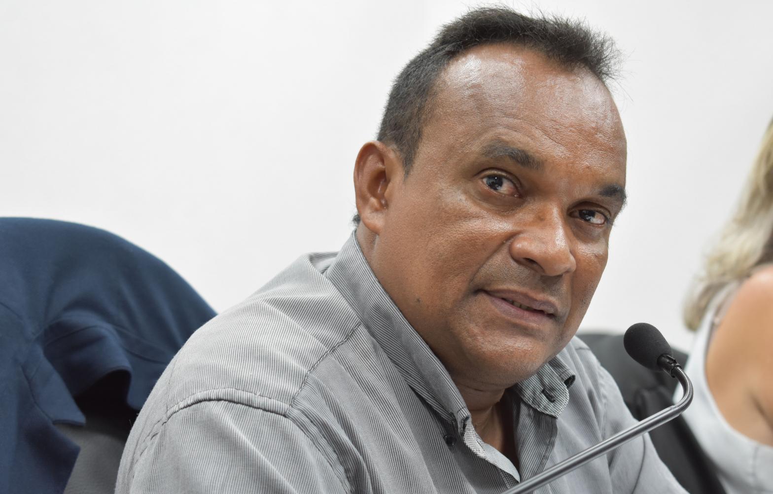 Vereador Cleverton Nunes Menezes (MDB)