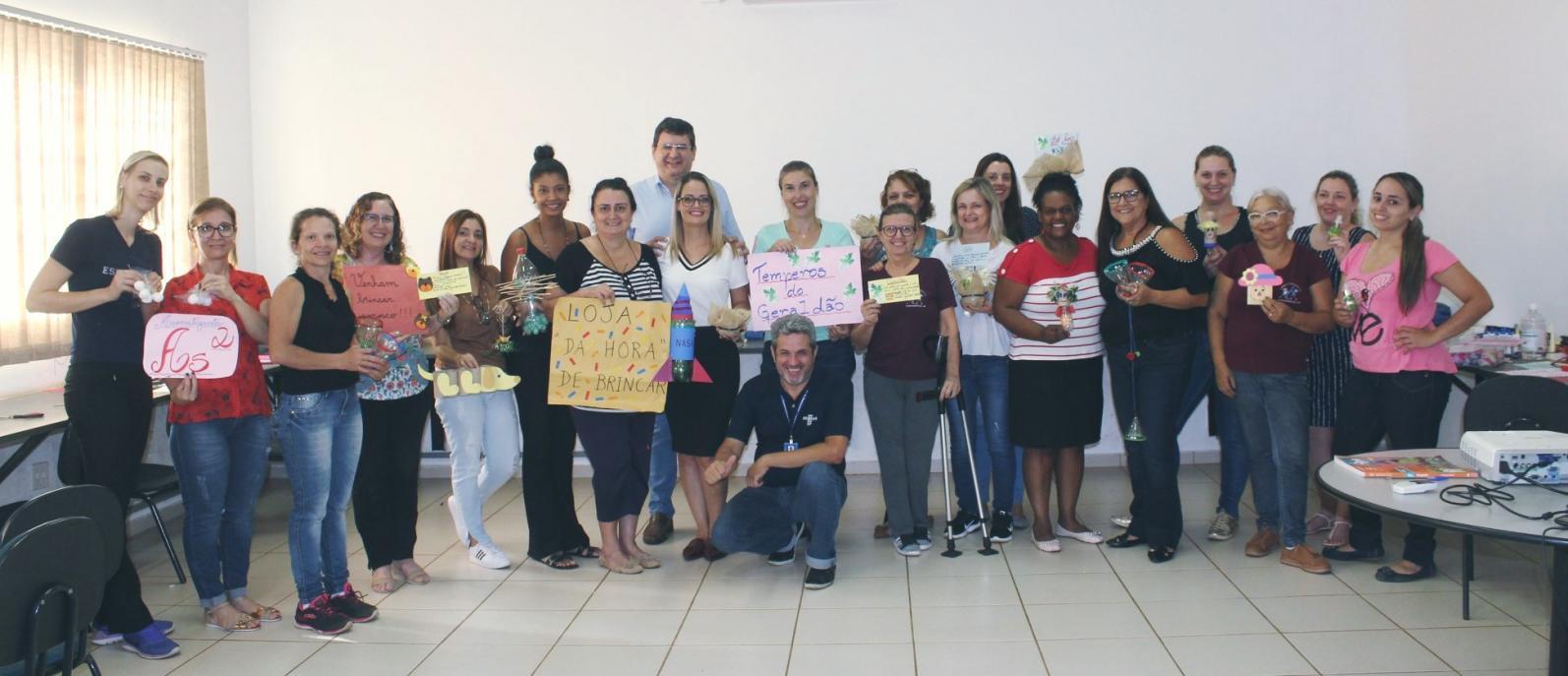 Projeto do SEBRAE ensina noções de empreendedorismo aos alunos de Cordeirópolis