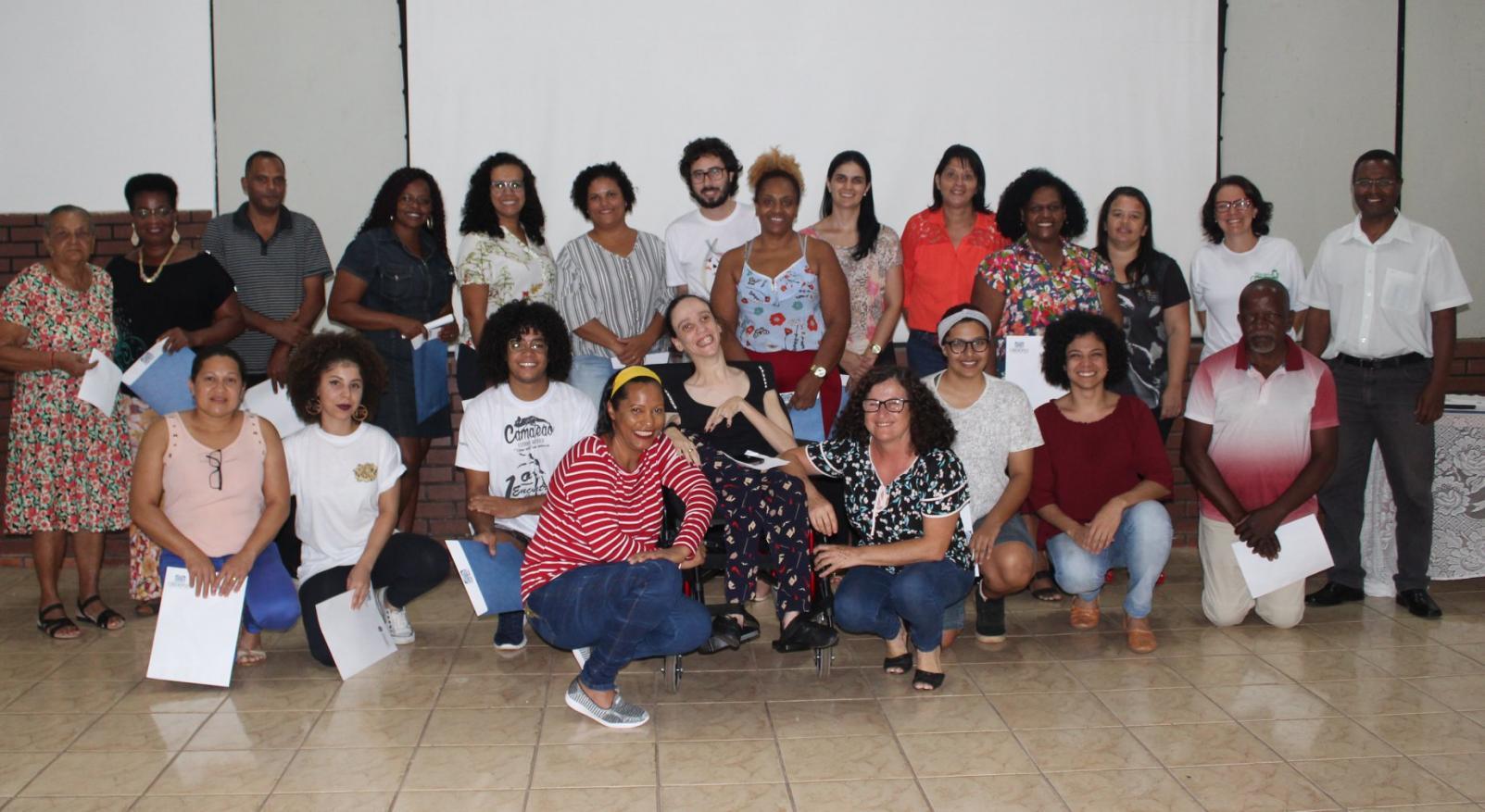 Membros do Conselho Racial tomam posse
