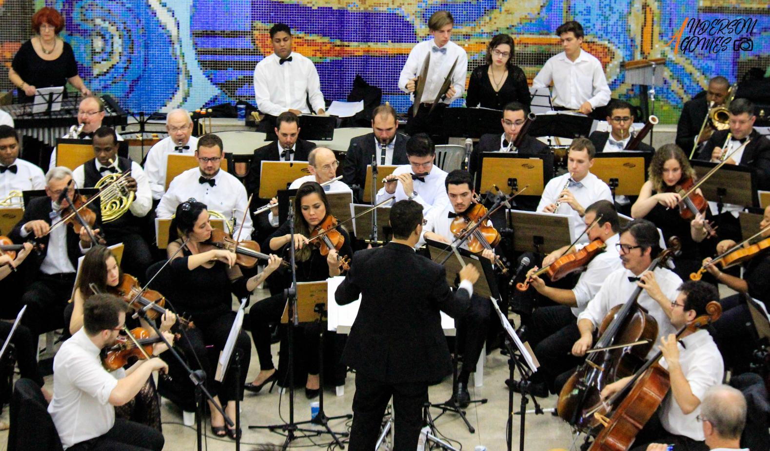 Sá & Guarabyra e Orquestra Sinfônica se apresentam no dia 14 de junho