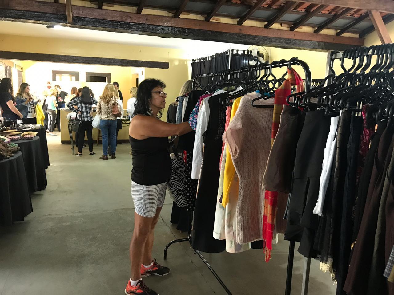 Bazar do GPAC é aprovado pelos limeirenses
