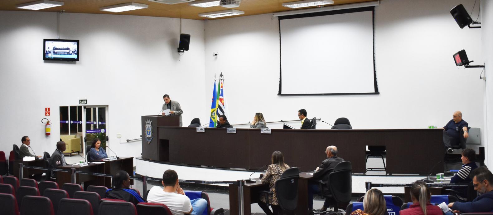Saúde e trânsito estão na pauta de indicações dos vereadores de Cordeirópolis