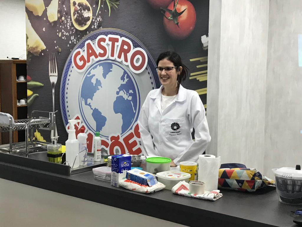 Gastrô Nações dá dicas de como evitar doenças no consumo de alimentos