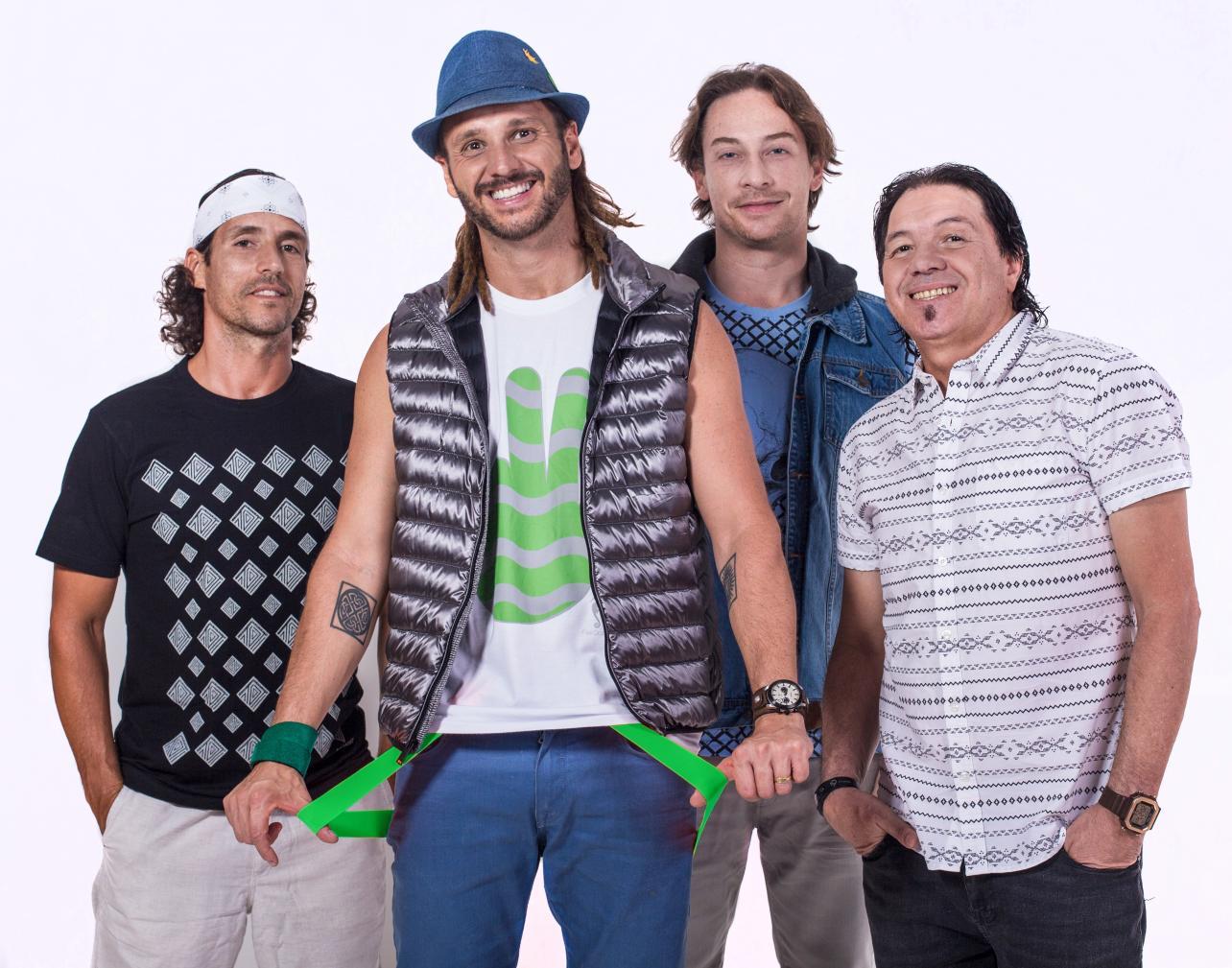 Grupo Falamansa encerrará a programação de shows em Cordeirópolis