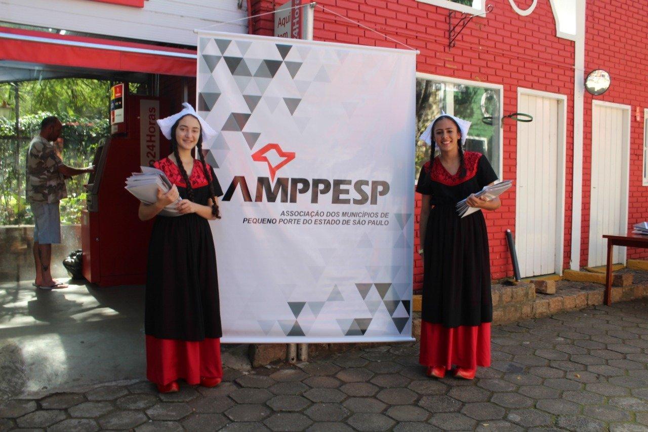 Municípios de pequeno porte se unem para fortalecer o 3º encontro da AMPPESP