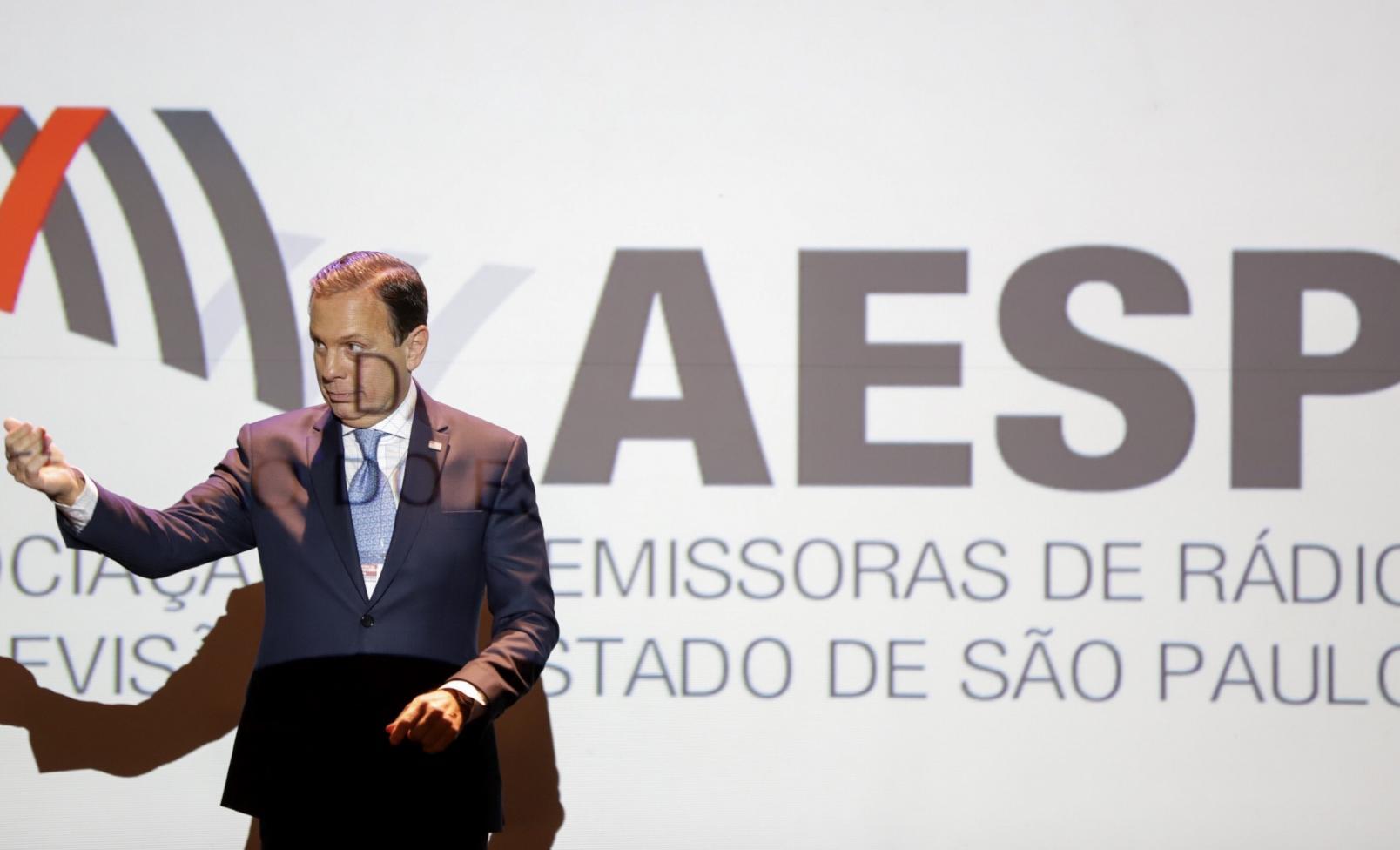 Governo de São Paulo firma parceria com Aesp para financiamento de Rádios e TVs do Estado