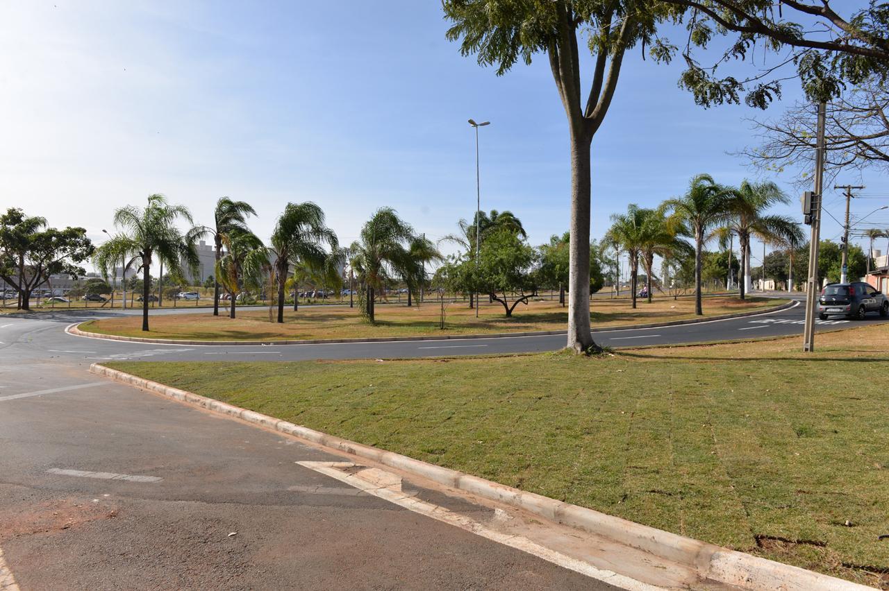 Prefeitura de Limeira finaliza obras na rotatória próxima à FCA/Unicamp