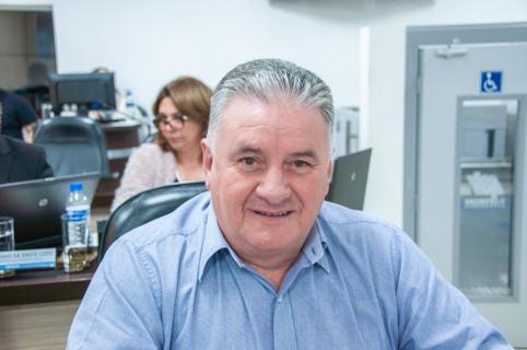 Vereador Zé da Mix (PSD)