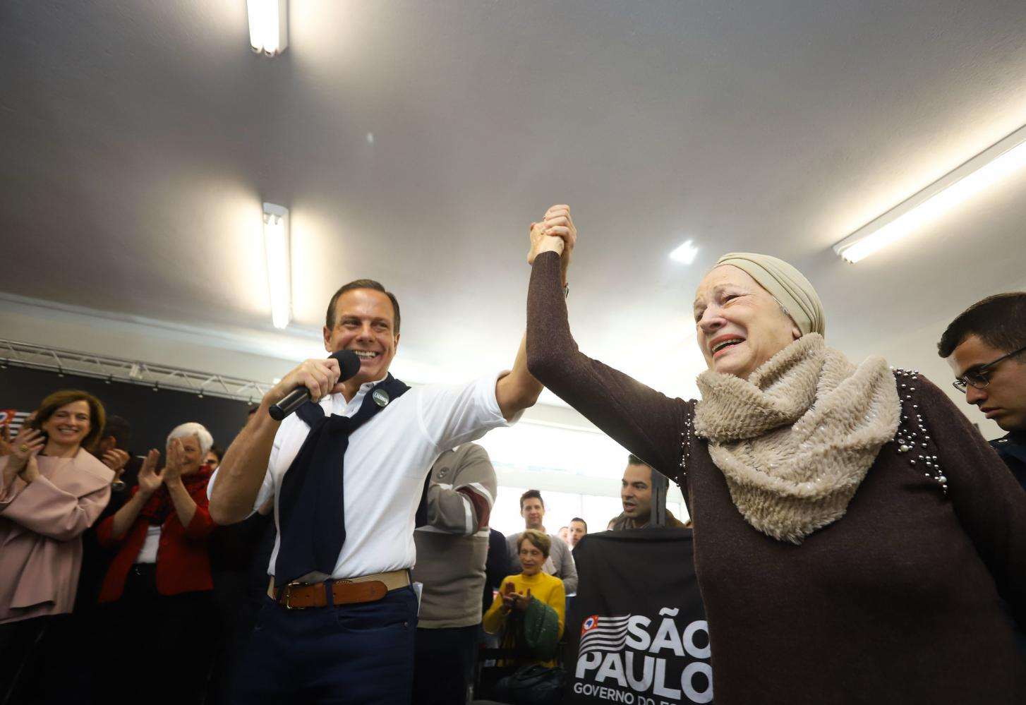 Governo de SP inaugura Centro de Convivência do Idoso em Campos do Jordão
