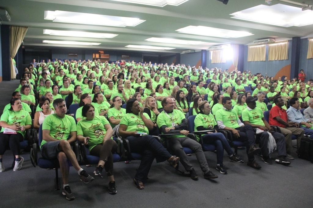 Cordeirópolis participa de treinamento do Agita São Paulo