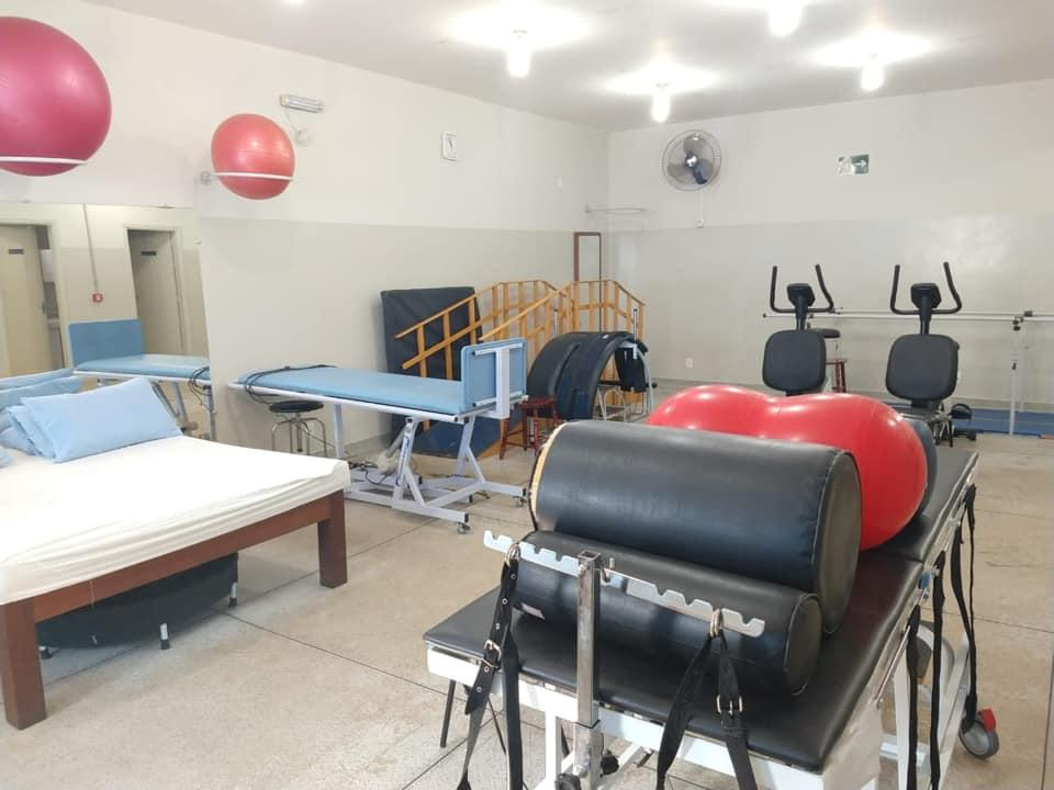 Mais de mil pessoas são atendidas por mês no Centro de Fisioterapia de Cordeirópolis