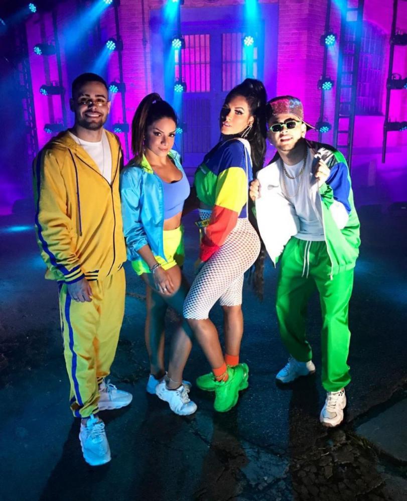 'Para Não' reúne alguns dos principais MCs do funk e atinge o topo dos trendings do YouTube em menos de 24h