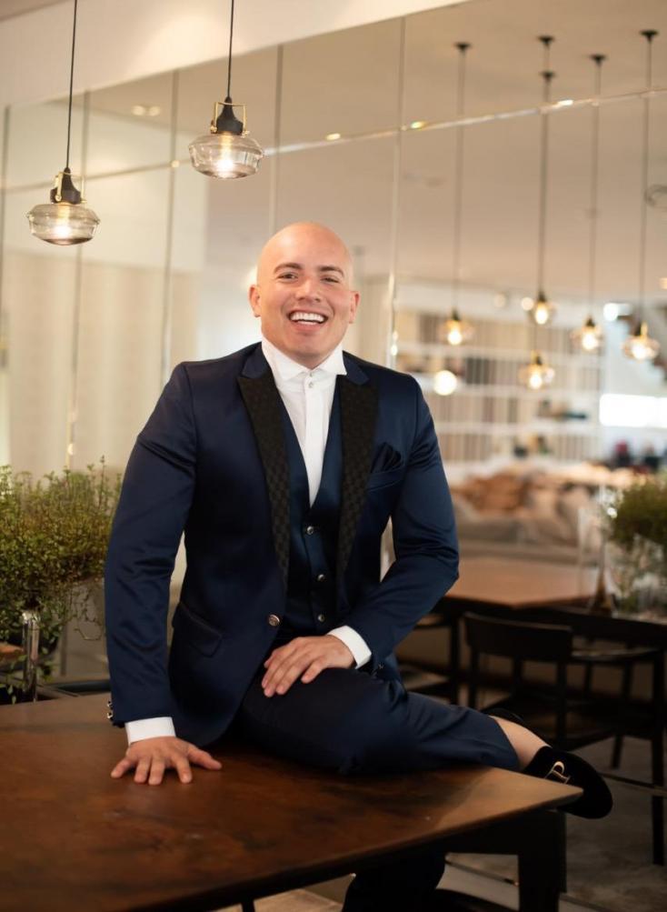 Designer de Interiores Júnior Pacheco é premiado pelo Grupo Nexus com viagem ao Caribe