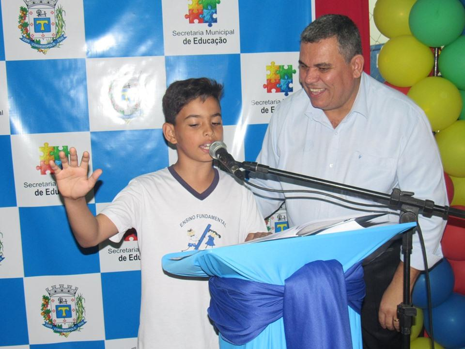 Abertura dos Jogos Escolares de Cordeirópolis é marcada pela emoção, criatividade e a inclusão