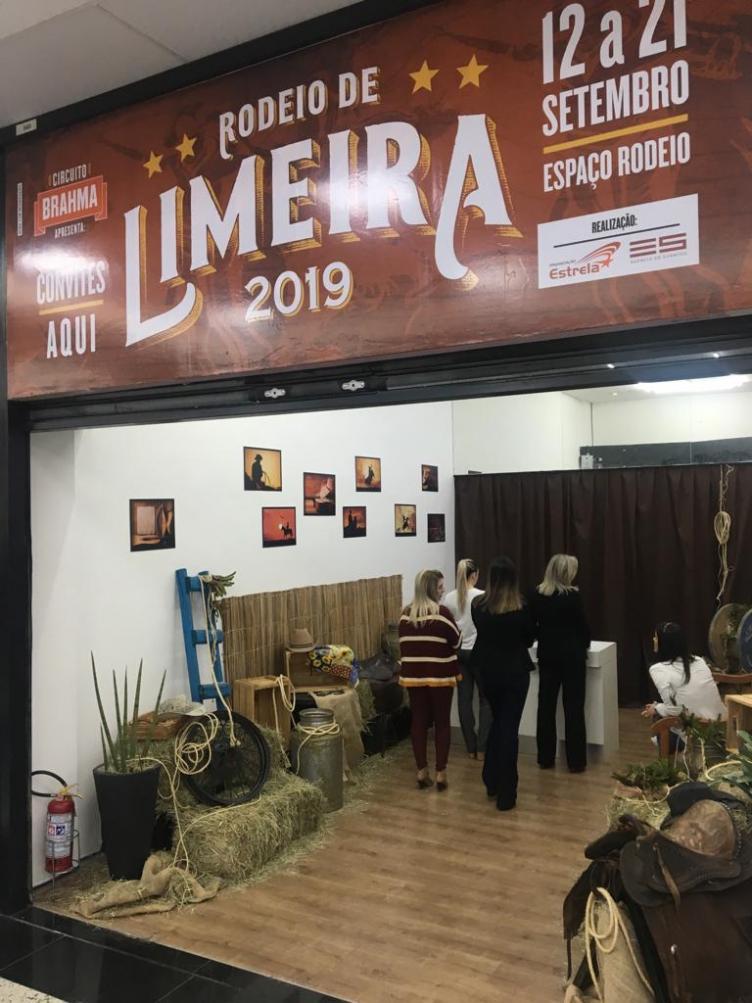 Pátio Limeira Shopping começa venda de ingressos do Rodeio de Limeira