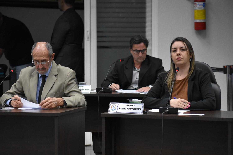 Vereadores de Cordeirópolis indicam melhorias nos bairros na Sessão Ordinária