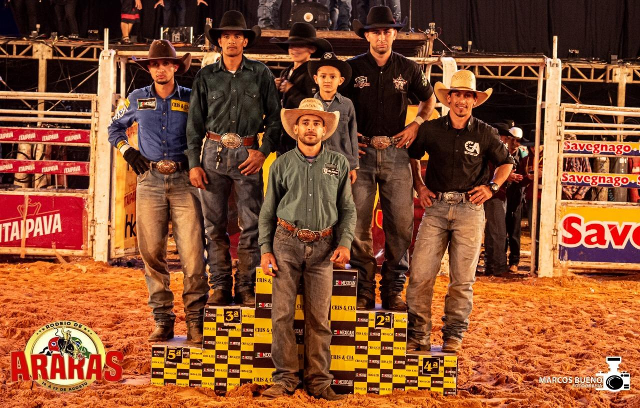 Rodeio de Araras 2019 fecha com chave de ouro com shows de Marcos & Belutti e Dennis Dj