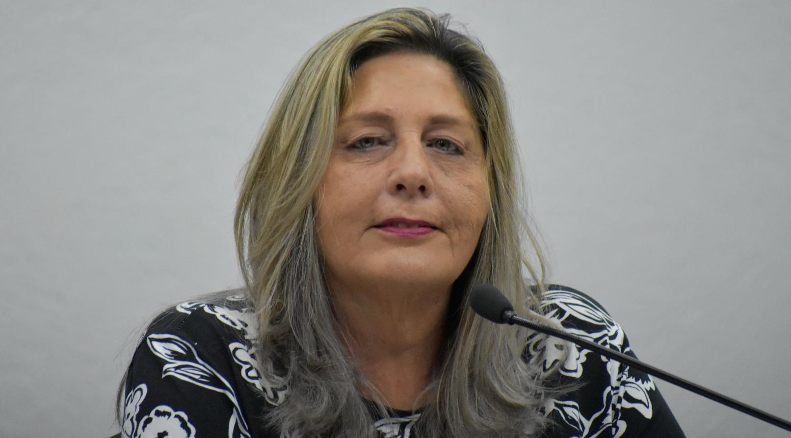 Vereadora Cássia de Moraes (PDT)