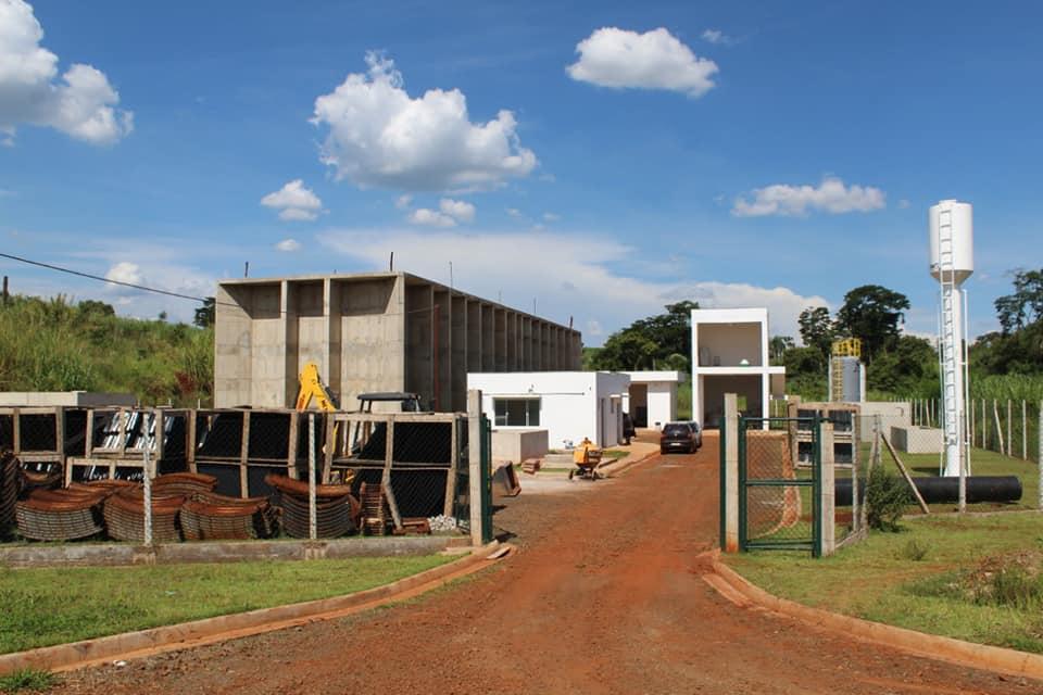 Um marco para o desenvolvimento do município e saúde dos moradores