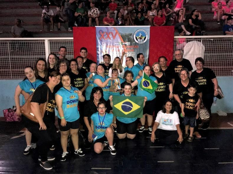 Down Dance conquista 2º lugar no Festival de Dança do Mercosul
