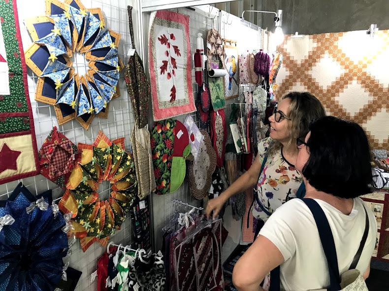 Limeira Patchwork 2019 estreia no Shopping Nações