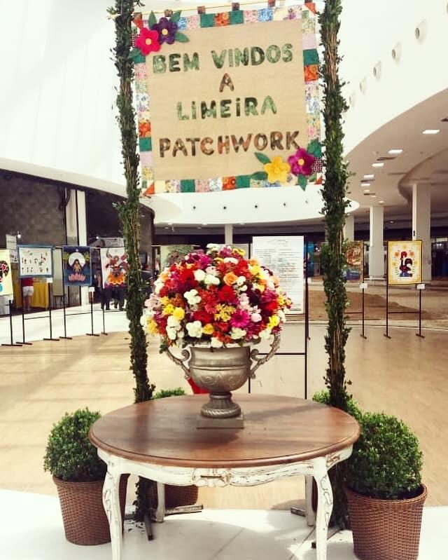 Artesãs de Cordeirópolis participam da 10ª edição da Limeira Patchwork