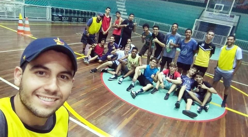 Basquete: Nova modalidade para os jovens de Cordeirópolis