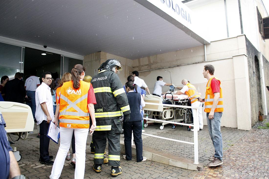 Medical tem plano de contingência para casos de incêndio