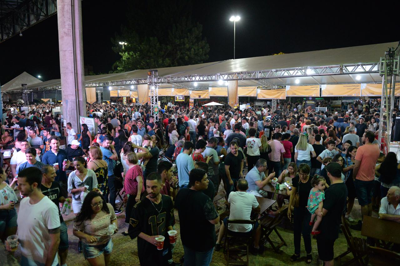 1ª Festa da Coxinha de Limeira reúne 35 mil pessoas em dois dias de evento