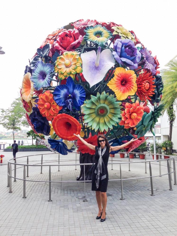 Digital Influencer, Barbara Figuccio une trabalho ao lazer com viagens pelo mundo