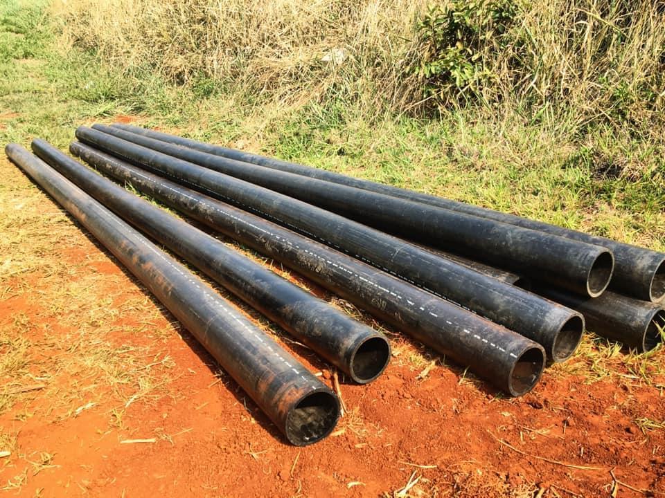 SAAE intensifica obras para regularizar abastecimento de água da rede do Ibicaba
